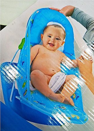 Luxurious baby bather