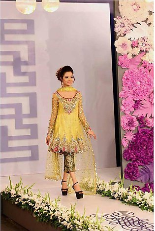 Aiman collection party dress