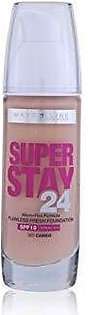 Maybelline New York 24Hr SuperStay Foundation SPF 19 Micro-Flex Formula