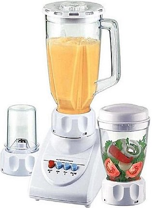 Blender & Grinder & Chopper 1.5 Liter 3 In 1 National
