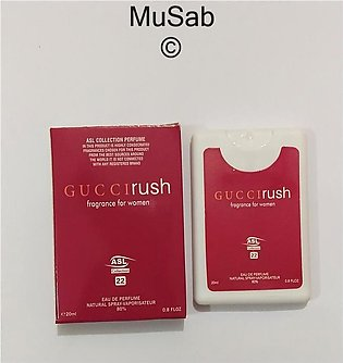 GUCCI Rush Perfume For WoMen By ASL Collection High Quality