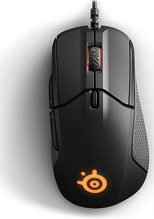 SteelSeries Rival 310 Gaming Mouse - Black