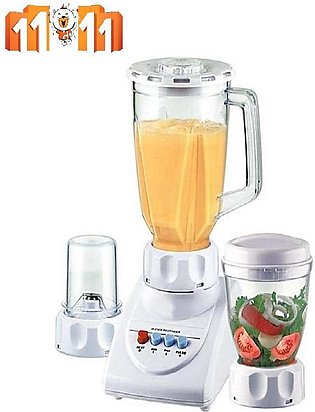 National 3 in 1 Juicer Blender Grinder