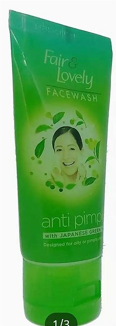 Fairs & Lovely Face Wash Anti Pimple