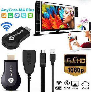 Anycast M4 Plus/ Any Cast 2 Mirroring Multiple TV Stick Adapter/ Anycast M2 p...