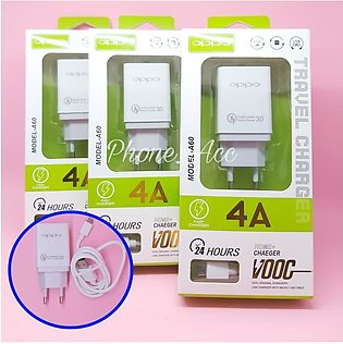 100% Original Oppo Vooc Fast Charger 5V/4A Charging for R15 Pro F11 Pro A9 A7 A…