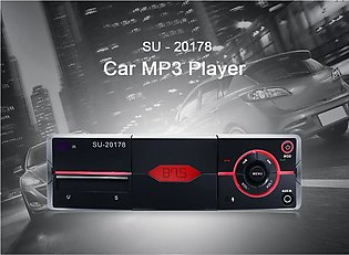 SU-20178 Bluetooth Car MP3 Stereo Audio Player With Mobile Phone Bracket