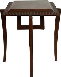 Side Coffee Table - Brown