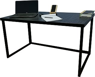 Portable Folding Computer Laptop Study Table with Metal Frame and High Qualit...