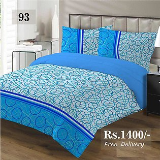 Bedsheet For King Size Double Bed BD 93