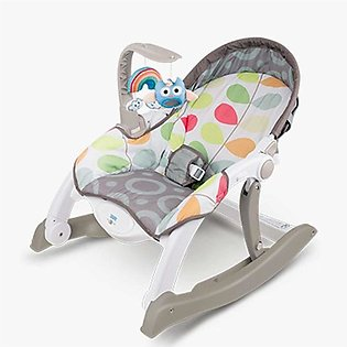 2-in-1 Grow-With-Me Rocking Chair