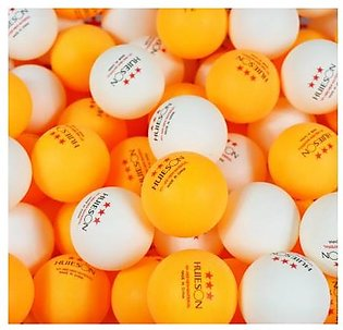 pack of 10  Material Table Tennis Balls 3 Star 40+ ABS Plastic Ping Pong Balls …