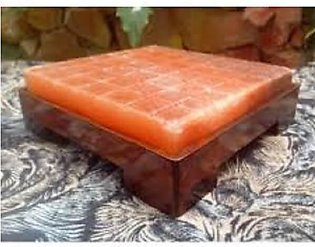 Himalayan Natural Salt Foot Detox Board/ Foot Massage Salt lamp