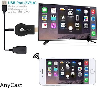 Any Cast Hdmi Wifi Dongle M4 Plus - M4 Plus Wireless TV adapter / TV Receiver.