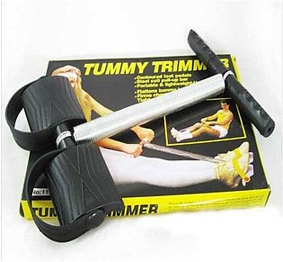 Foot Pedal Spring Tummy Trimmer