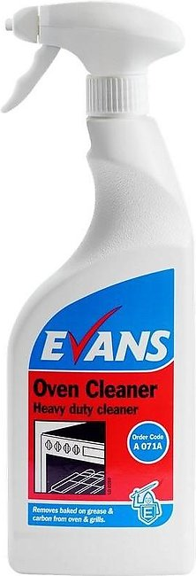 Oven Cleaner Heavy Duty Cleaner