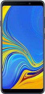 Samsung Galaxy A9 Mobile Phone - 4G - Display 6.3  - RAM 6GB - ROM 128 GB - Fingerprint
