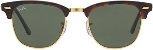 Ray  Ban Clubmaster Classic Brown - RB3016 W0366 51.21 145 3N*