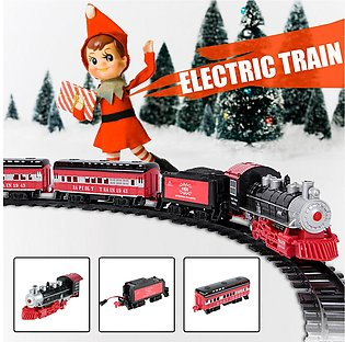 【Special Sale】Passenger Warehouse Classic Electric Train Emulation Passenger ...