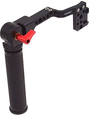 For Ronin S Handle Sling Grip Mounting Extension Arm for DJI Ronin SC -Black