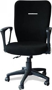 Huygens - Office Revolving Chair - Black