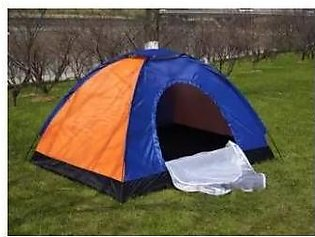 5 To 6 People Capacity Picnic Camping Tent (7Ft L × 8Ft W × 5Ft H )