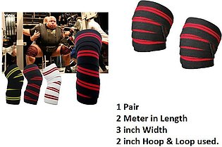 knee wrap knee roll Wrist Wrap Flexible Fabric hand wrap fitness exercise gri...