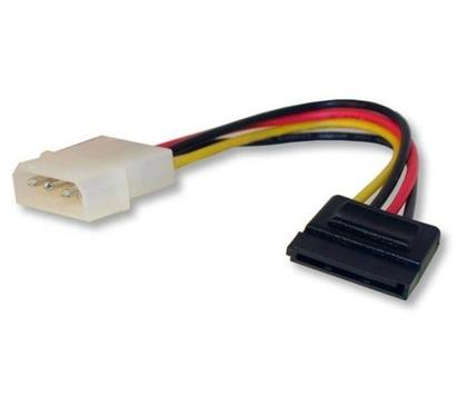 SATA Power Cable (Black and White) CONNECTOR