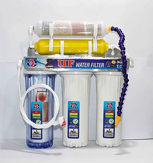 5 Stages UF water purifier ( With Minerals)