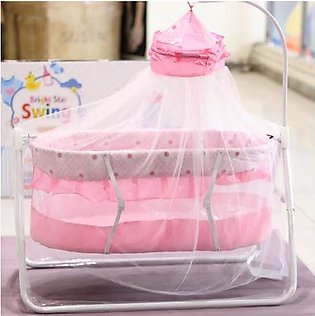 Baby Cradle with Mosquito Net Baby Cot