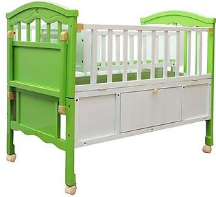Wooden Cot For Kids