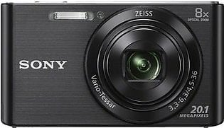 Digital Camera 20.1 Mp With 2.7-Inch Lcd - Silver