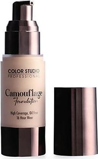 Camouflage Foundation - N15