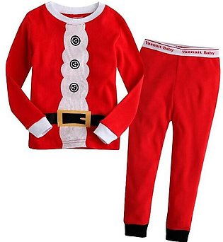 Spring And Autumn New Children'S Wear Boy Christmas Style Long Home Clothing Se…