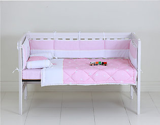 Cot bedding Dazzles 8 Pieces Set for Babies by SEJ