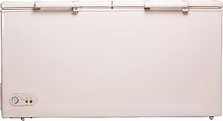 National Two Door Deep Freezer 17 cft 500 Ltrs White Color