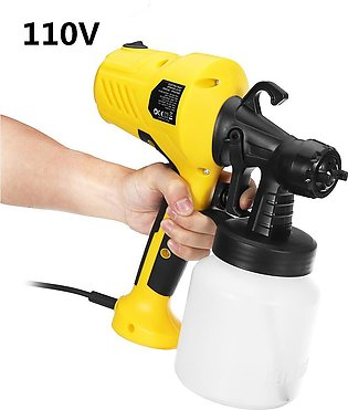 【To Global】110V 600W Electric Paint Sprayer Machine For Cars Home Wood Furnitur…
