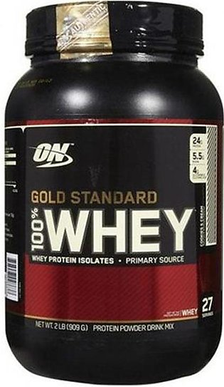 ON Gold Standard Whey Protein - 2 lbs