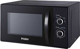 Haier 20L/Solo/HMN-MM720/Microwave Oven/1 Year Warranty
