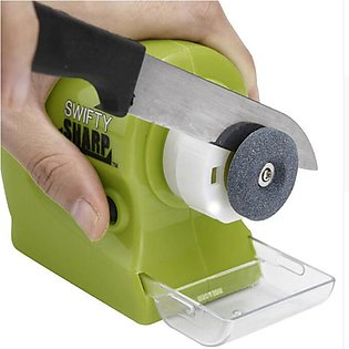 Motorized Electric Kniife Sharpener (Easy To Use Every one)