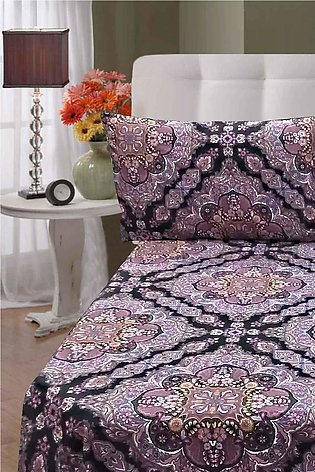 Printed Bed Sheet (Export Quality)