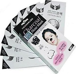Bamboo Charcoal Nose Mask For Blackhead Removal