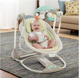 Branded Convert Me Swing To Seat for Baby