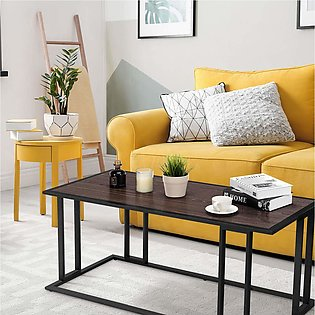 Accent Coffee Table for Living Room Table Sofa Side Table End Cocktail Table