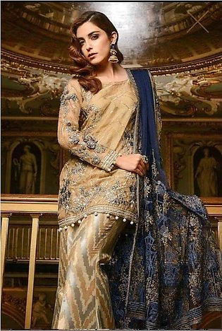 Embroidered Party wear dress for women