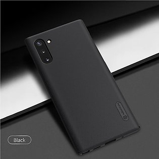 Samsung Galaxy Note 10 Nillkin Super Frosted Matte Case Cover – Black