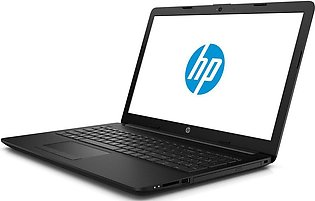 HP 15-DA1051NX Laptop 8th Gen Core i3, 4GB DDR4, 1TB HDD, 15.6  HD, DOS, Black