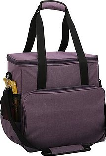Portable Tote Bag Storage Pouch for Sewing Machine and Sewing Accessories