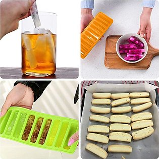 Ice Tube Making Trays, Perfect Ice Cube Sticks Molds for Small Mouth Sport Wa...