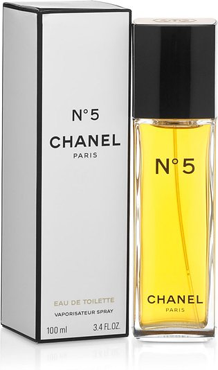 CHANEL NO-5 WOMEN EDT 100ML CHANEL -P